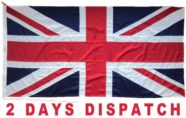 5x3ft 152x91cm MoD Union Jack (Faster Dispatch)