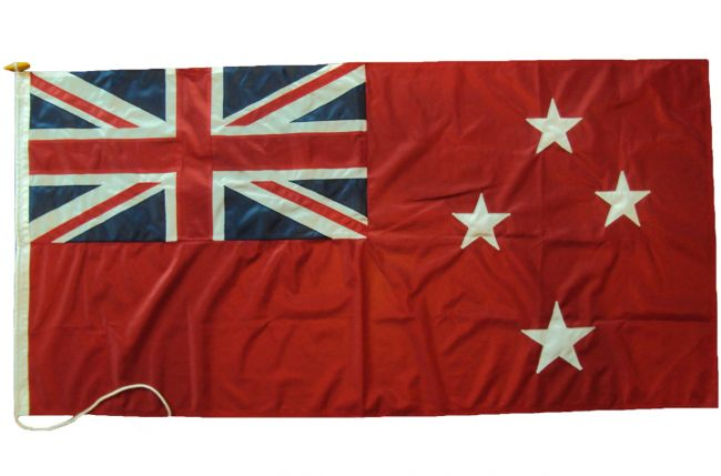2.5yd 90x45in 225x112cm Civil Ensign