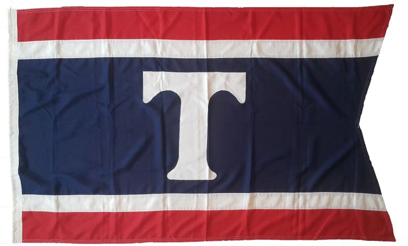 Torghatten Nord ferry flag 5x3ft 145x90cm