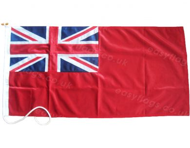 1yd 36x18 in 91x45cm Red Ensign
