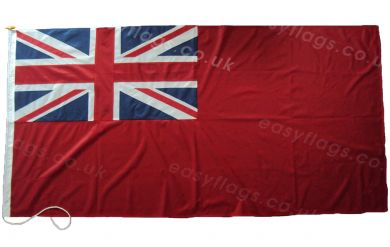 3yd 108x54in 274x137cm Red Ensign