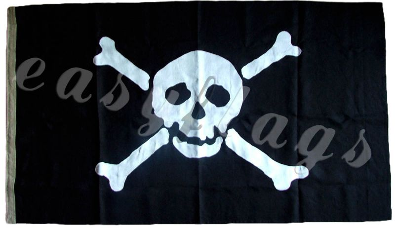 5x3ft 60x36in 152x91cm Authentic Jolly Roger